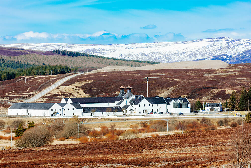 Scotland Rural Distillery