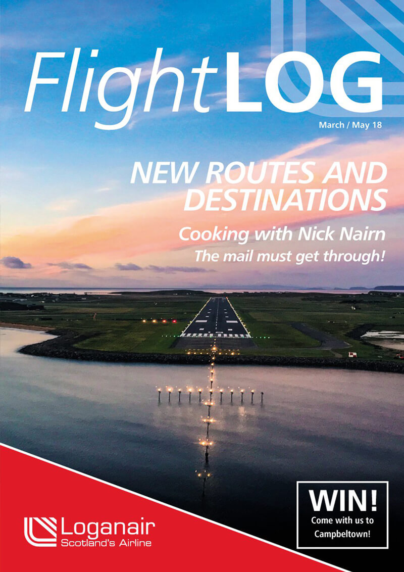 Flight Log Cover