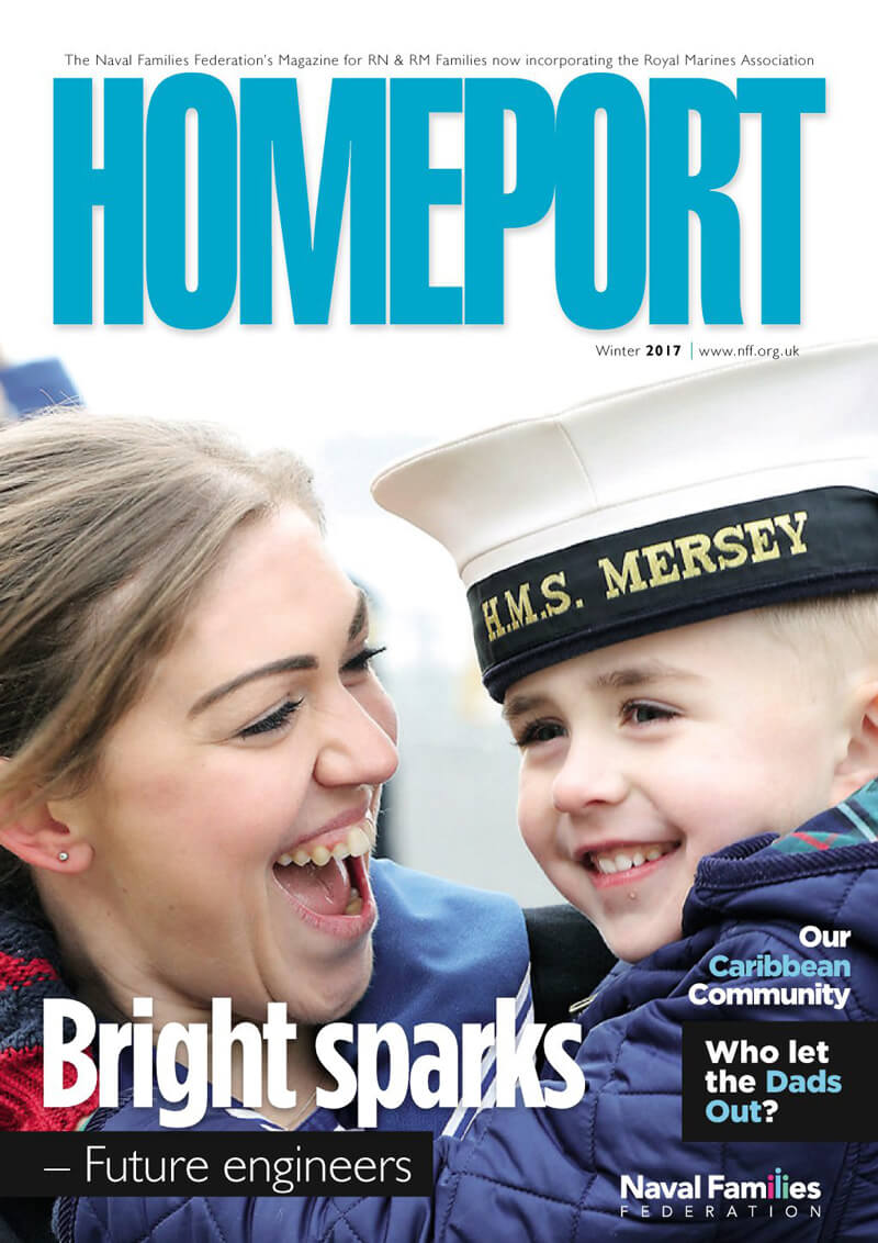 Homeport Winter Cover